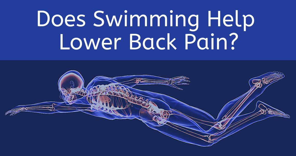 Does Swimming Help Lower Back Pain